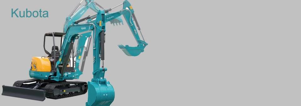 Kubota Mini Excavators U30-5